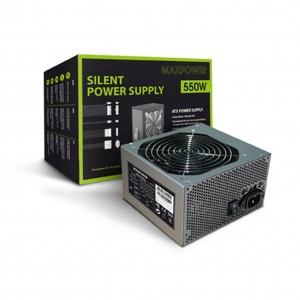 Fonte de Alimentação Maxpower Silent Power Supply 550W