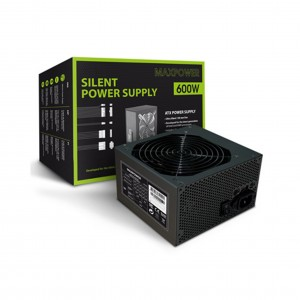 Fonte de Alimentação Maxpower Silent Power Supply 600W