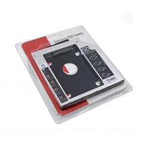 Adaptador Caddy 9mm para HDD ou SSD