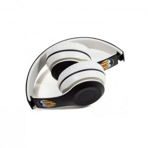 Headphones Wireless Oficial Futebol Valencia C.F