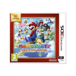 Jogo Mario Party Island Tour 3DS