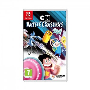 Cartoon Network Battle Crashers Switch