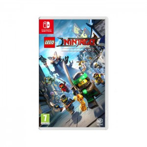 LEGO The Ninjago Movie: Videogame Nintendo Switch