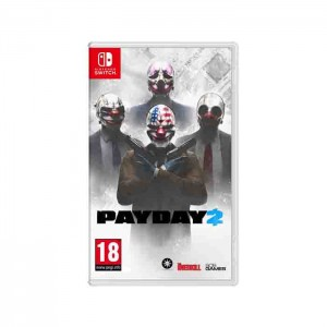 Payday 2 Nintendo Switch Usado