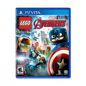 LEGO Marvel Avengers PS Vita
