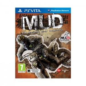 MUD FIM Motocross World Championship PS Vita Usado