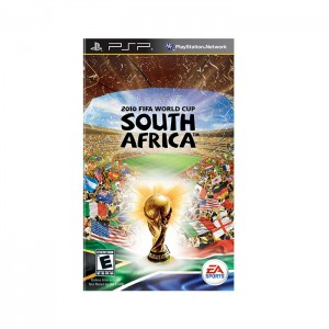 2010 FIFA World Cup South Africa PSP Usado