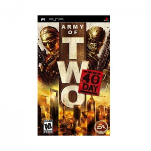 Army Of Two : The 40th Day PSP Usado