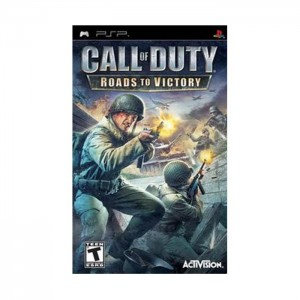 Call of Duty: Roads To Victory PSP Usado