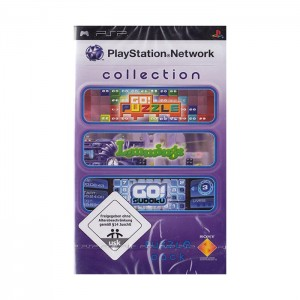 Collection: Puzzle Pack PSP Usado