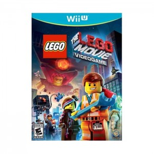 LEGO Movie The Videogame Wii U