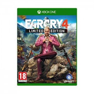 Far Cry 4 Limited Edition Xbox One Usado