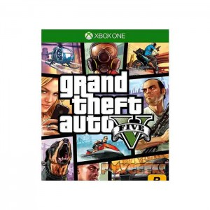 JOGO GRAND THEFT AUTO V XBOX ONE PT