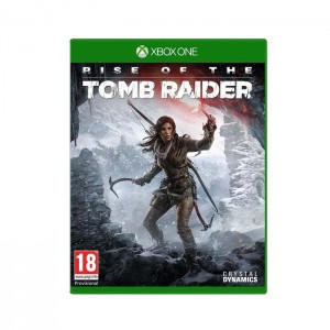 Jogo Rise of the Tomb Raider Xbox One
