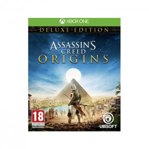 Assassin's Creed Origins Deluxe Edition Xbox One Usado