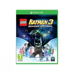 Batman 3 : Beyond Gotham Xbox One Usado