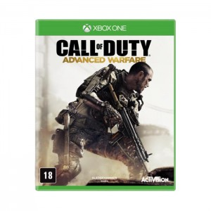 Call of Duty Advanced Warfare Xbox One Usado