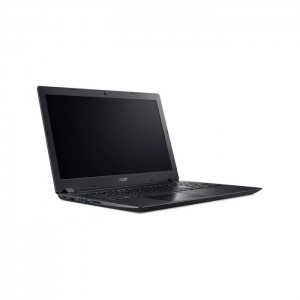 "Portátil Acer Aspire 3 15.6"" i5-7200U 8GB 256GB SSD W10 Obsidian Black"