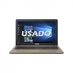 """Portátil Asus A541 15.6"""" i7-7500 8GB 1TB USADO"""