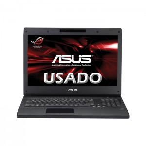 """Portátil Asus G74SX 17.3"""" i7-2630QM 12GB 120GB SSD + 500GB HDD USADO"""