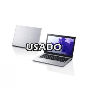 """Portátil Sony SVE151C11M 15.6"""" i5-3210M 4GB 750GB USADO"""