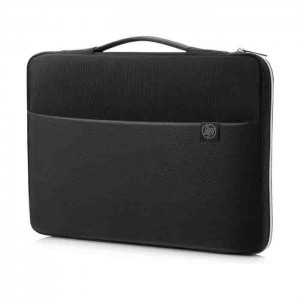 "Bolsa HP Carry Sleeve 15"" Black Silver"