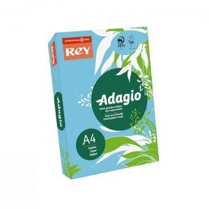 Papel Fotocópia Adagio A4 Azul Celeste
