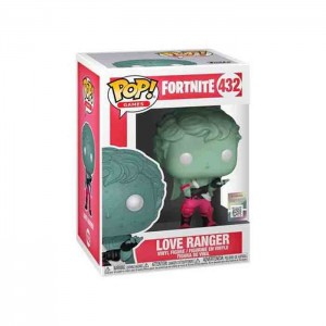 Funko POP! Games Fortnite Love Ranger 432