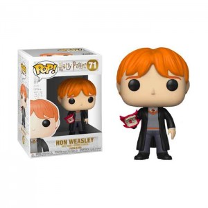 Funko POP! Harry Potter - Ron Weasley #71