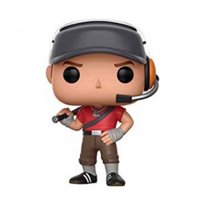 Funko POP! Games Team Fortress - Scout #247