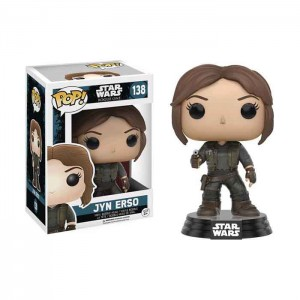 Funko Bobblehead POP! Star Wars Rogue One - Jyn Erso #138