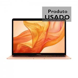 "Portátil Apple MacBook Air 13.3"" i3 1.1GHz 8GB 256GB SSD 18 Meses de Seguro e Garantia Usado"