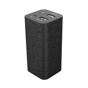 Power Bank Eurotech USB 10400mAh Black