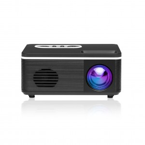 Mini Projetor HD LED S361 1080p Black