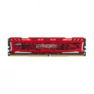 Memória RAM Crucial 16GB DDR4 3200 MT/s (PC4-25600) CL16 DR x8 Unbuffered DIMM 288pin