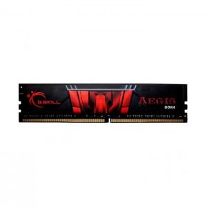 Memória Ram G.Skill 4GB Aegis DDR4 2400MHz PC4-19200 CL15