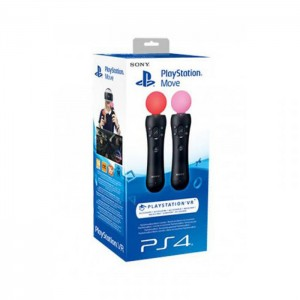 Sony Move Twin Pack for PlayStation VR PS4