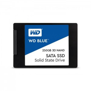 "Disco Western Digital 250GB SSD Blue 2.5"" 7mm SATA III"