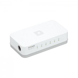 Switch D-Link GO-SW-5E 5 Portas