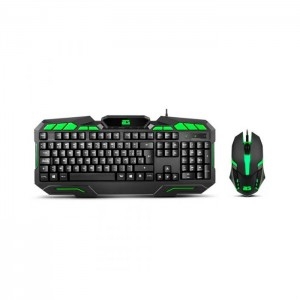 BG Teclado Ranger Force Gaming Kit PT Layout
