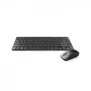MKPlus Teclado + Rato MC900BT Black