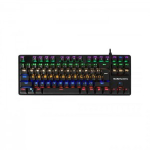 Teclado Mars Gaming MK4 MINI Switch Mechanical Keyboard Blue/Red/Brown PT