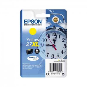 Epson 27XL C13T27144010 Yellow S/Caixa