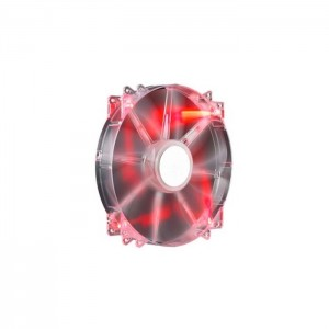 Cooler Master 200mm MegaFlow 200 LED Red