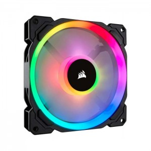 Corsair Ventoinha LL140 High Performance PWM RGB 140mm