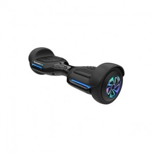 Hoverboard Whinck 3D LED 6.5 Preto
